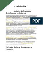 legislacion en colombia