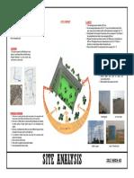 site analysis sheet