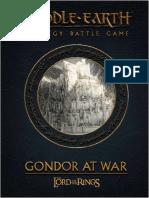 Middle-Earth - Gondor at War Eng - 2019
