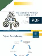 Data Center, Cloud Computing, Cloud Service Delivery Model_ugm