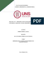 Refrigeracion y Congelacion-Informe