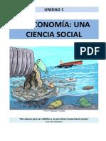 Unidad 1. La Economía una Ciencia Social