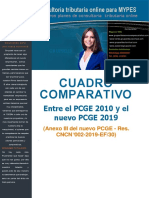 plan contable 2010-2019