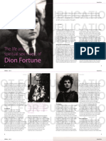 The Life and Spiritual Sex Magic of Dion Fortune by Nancy Polet