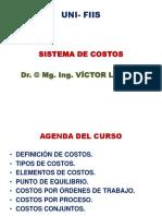 2018 2 Uni Sc Concepto de Costos