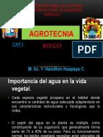 CAP 04 EL RIEGO