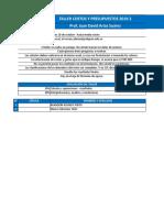 Taller Costos y Pptos - 2019-2 Resuelto 1