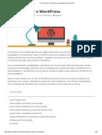 Como Instalar o WordPress Em Português Passo a Passo