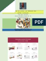 Plan y Proósitos de La Asignatura 2019-2020