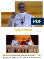 Pope Francis PowerPoint
