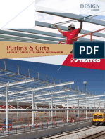 Stratco Steel Framing Purlins Girts Design