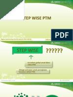 Stepwise Surveilans PTM