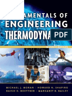 Thermodynamics Tables Book e Moran and s