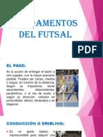 Fundamentos Del Futsal