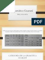 Gramática Guaraní