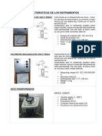 instrumentacion metrologia