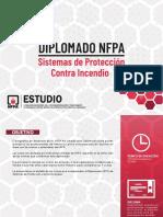 DIPLOMADO NFPA Sistema de Protección Contra Incendio