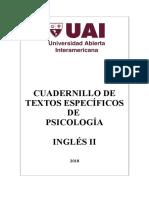 Textos PsicologÃ-a  II -2018