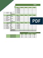 Ejercicio Excel Salarios