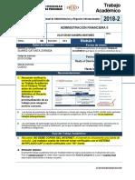 Fta-2018-2-Administracion Financiera II Alumna Zoraida Suarez Catunta