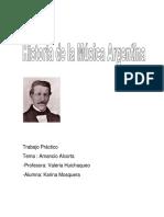 Trabajo Práctico Historia de La Musica