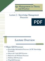 KM Lecture 2 (Chp 2)