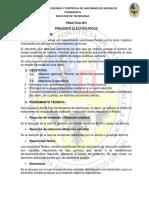 Practica Nº3 Procesos Electroliticos