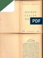 Manuel Duarte. Doutrina Contra Doutrina