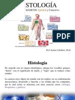 Histología Clase 1