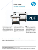 Professional printer series HP