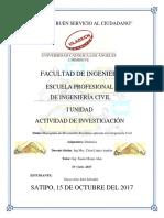 Monografía de Movimiento Rectilíneo aplicado en la Ingeniería Civil