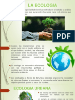 Ecologia presentacion