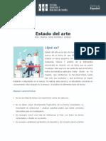 Guía Estado Del Arte