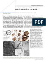Early Fungi From the Proterozoic Era in Arctic Canada