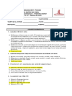 Prueba Teórica Supervisor Hseq Rev.09 (01.08.19) Respuestas