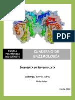Beltrán Unda Cuaderno de Enzimología