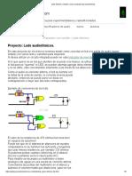 Leds Ritmicos, Simples y Mas Avanzado (Luz Audioritmica)