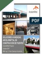 1_arcelormittal - Vigas Laminadas en Construcccion de Puentes - Cip