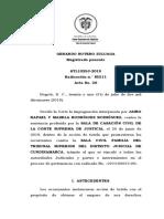 Prescripciòn Ordinaria. STL10253-2019