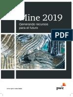 Minería en  Perú 2019