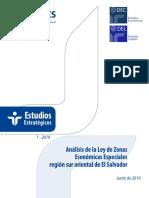 Zonas Económicas Especiales Ecuador