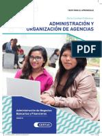 Administración y Organización de Agencias