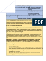 Matriz 1. ACPS y Salud