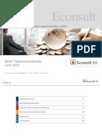 Informe Telecomunicaciones - Junio 2015