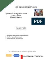 Diapositivas Curso de Procesos Agroindustriales 2017 Mmattus