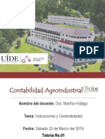 Clase 1 Generalidades Agroindustrial