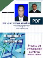 Proceso Investigacion Cientifica Metodo General