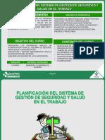 51p13 v2 Planificacion Del Sistema de Gestion de Seguridad y Salud en El Trabajo