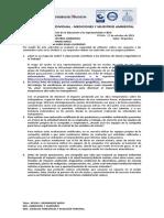 2° ACTIVIDAD INDIVIDUAL MEDICIONES Y MUESTREO AMBIENTAL