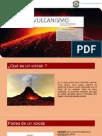 Vulcanismo Trabajo Finalizado